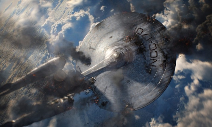 Star Trek Into Darkness, and further into continuity corruption!