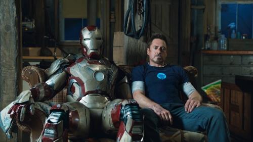 Iron Man 3 - Tony Stark goes Die Hard