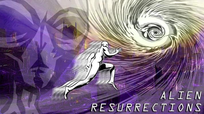 Sci-fi short: Alien Resurrections
