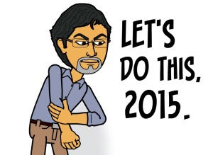 Let's do this 2015