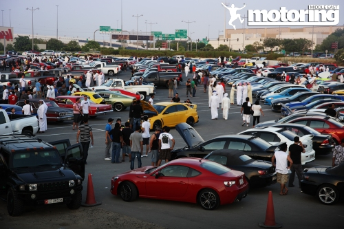 6 problems with doing Car Meets