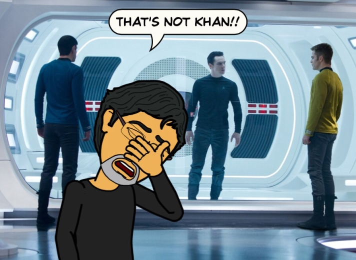 Star Trek Khan