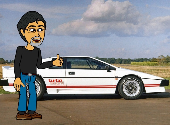 Love Lotus Esprit