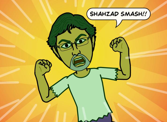 Shahzad Smash