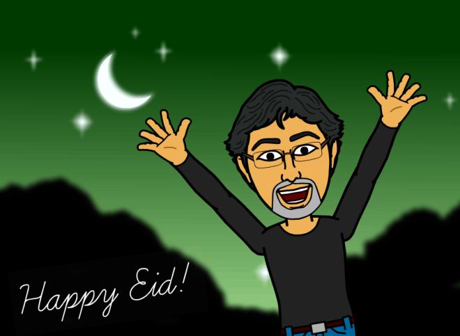 Eid Morning poem