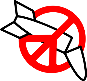 Spend on peace not on war