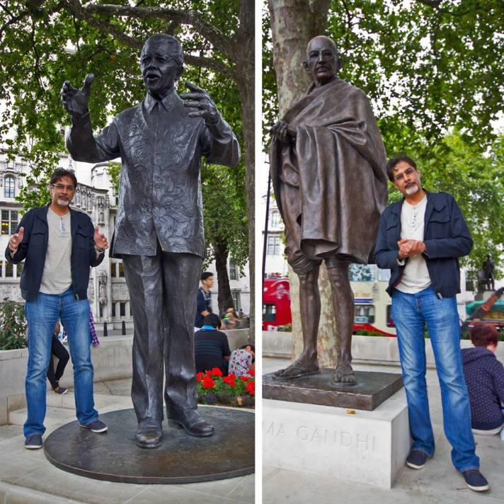 Mandela Ghandi