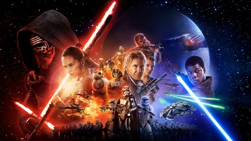 Star Wars: The Force Awakens - Alternate Story