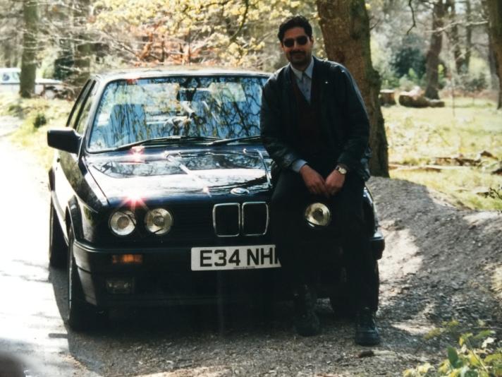 My 1988 E30 BMW 325i SE Coupe