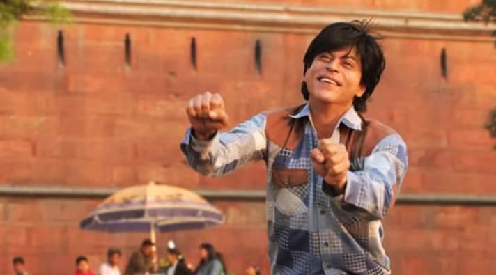 SRK Fan Bollywood Movie