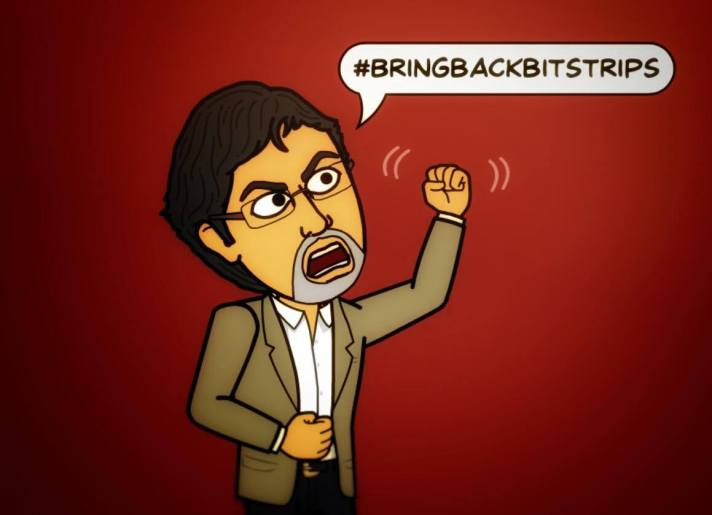 Bring Back Bitstrips