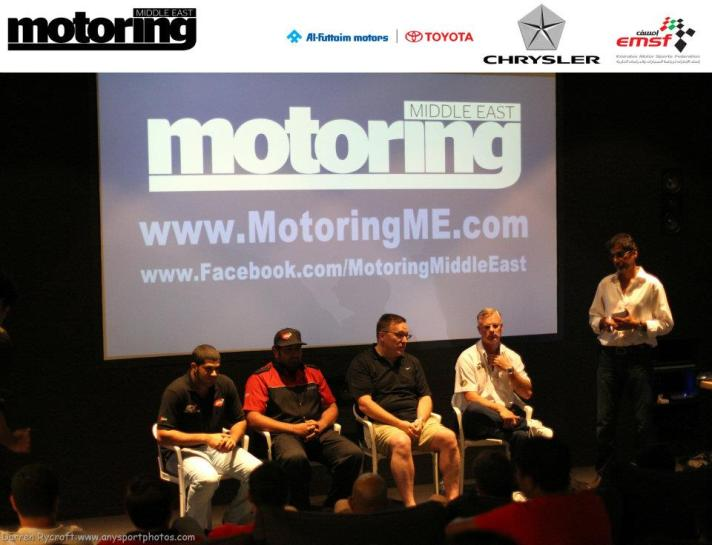 Motoring Middle East Events