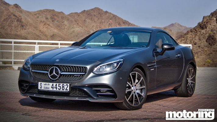Mercedes AMG SLC 43 review