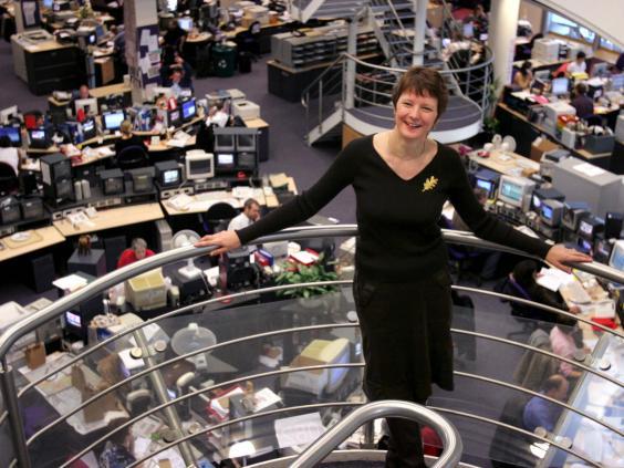 Helen Boaden, Former Director of BBC Radio