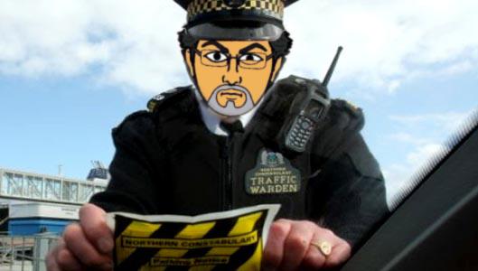 traffic-warden