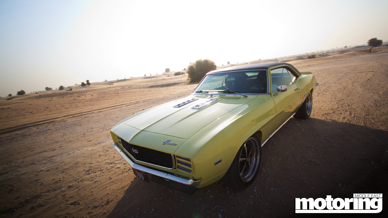 50 Years of the Camaro – The 1960s – Brown Car Guy