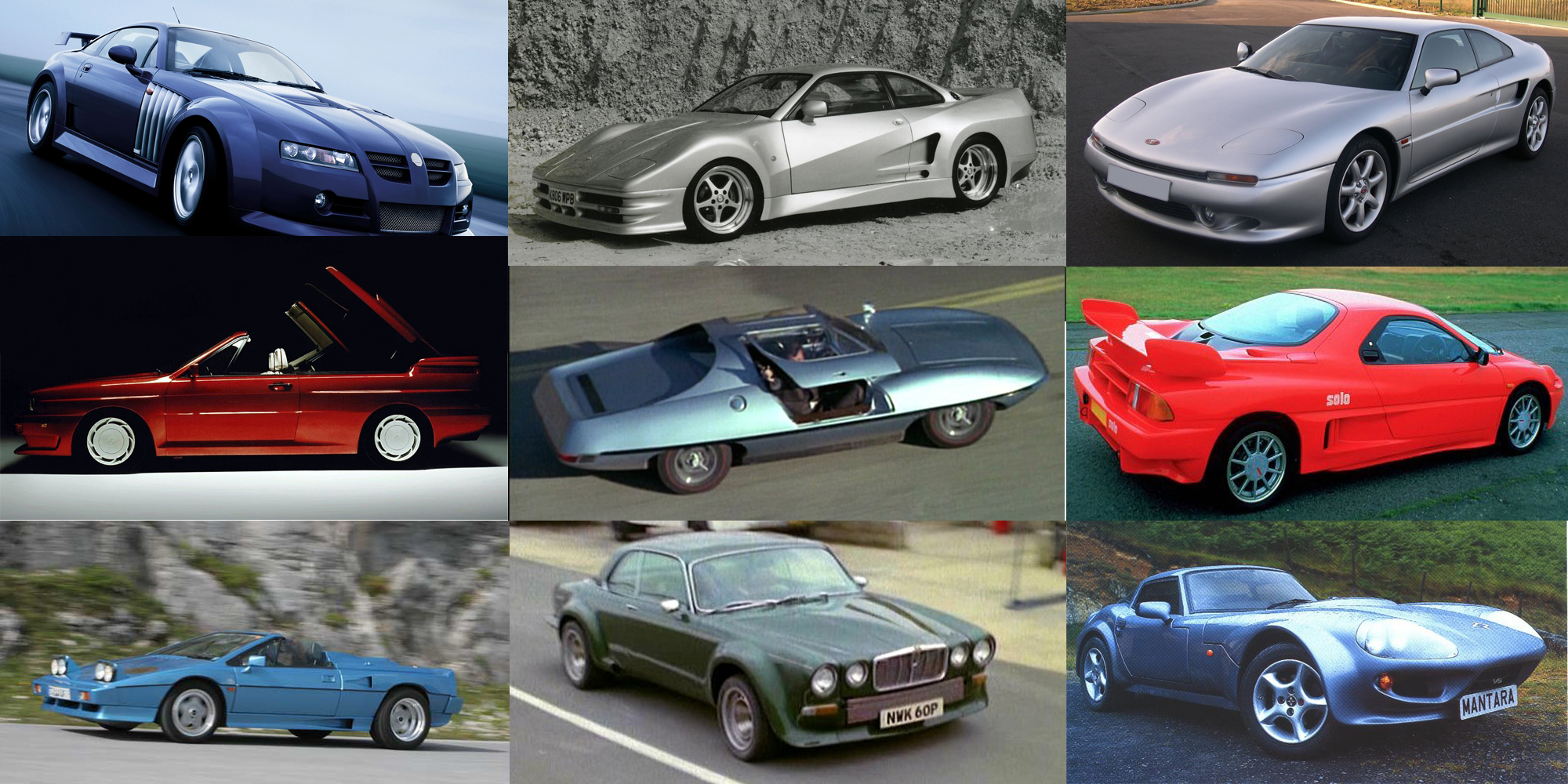 30 Most Obscure Cool Cars Ever! – Words from a Restless Mind
