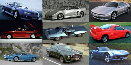 Obscure cool cars