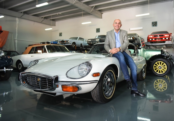 Mazin Al Khitab Nostalgia Classic Cars