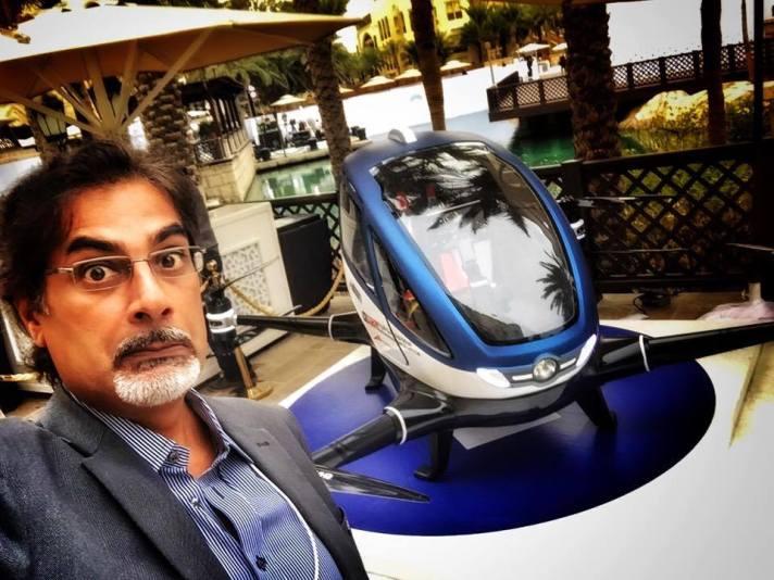 Driverless drones