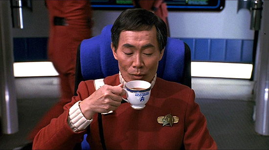 Captain Sulu Tea