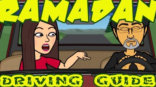 Ramadan driving guide