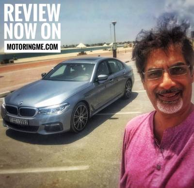 Car review bmw