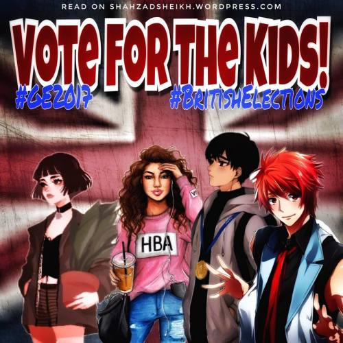 Vote for the kids