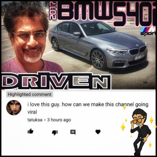 Youtube feedback