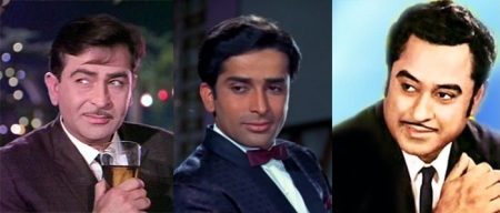 Raj Kapoor, Shashi Kapoor, Kishore Kumar were all considered for the role of Anand before Rajesh Khanna got it