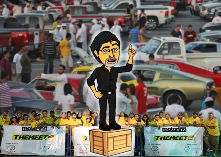 MME Car Meet Speech 2013