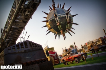 Last Exit Mad X - Fury Road at Food Truck Park