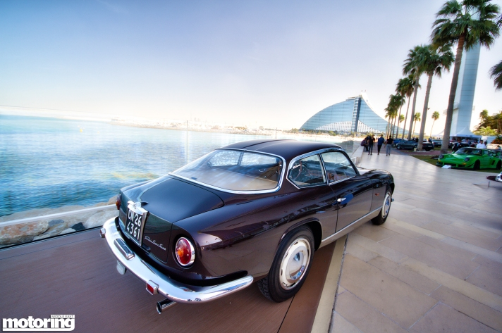 Lancia Flaminio at Gulf Concours