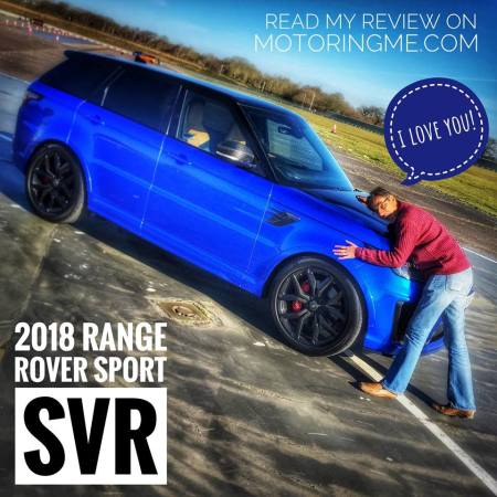 My review of the Range Rover 2018 models