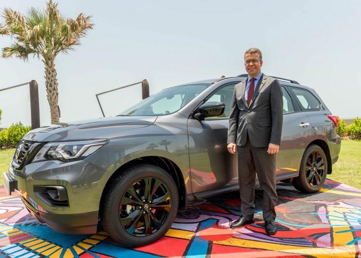 Nissan Middle East boss Juergen Schmitz