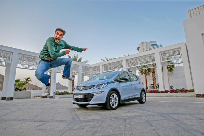 Chevrolet Bolt review