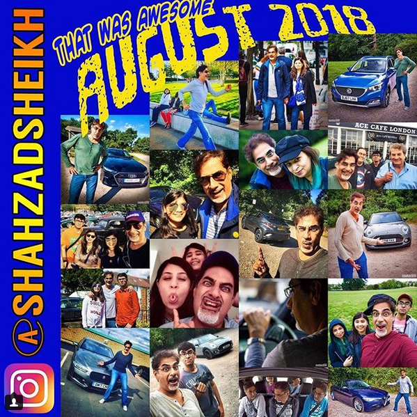 2018 on Instagram