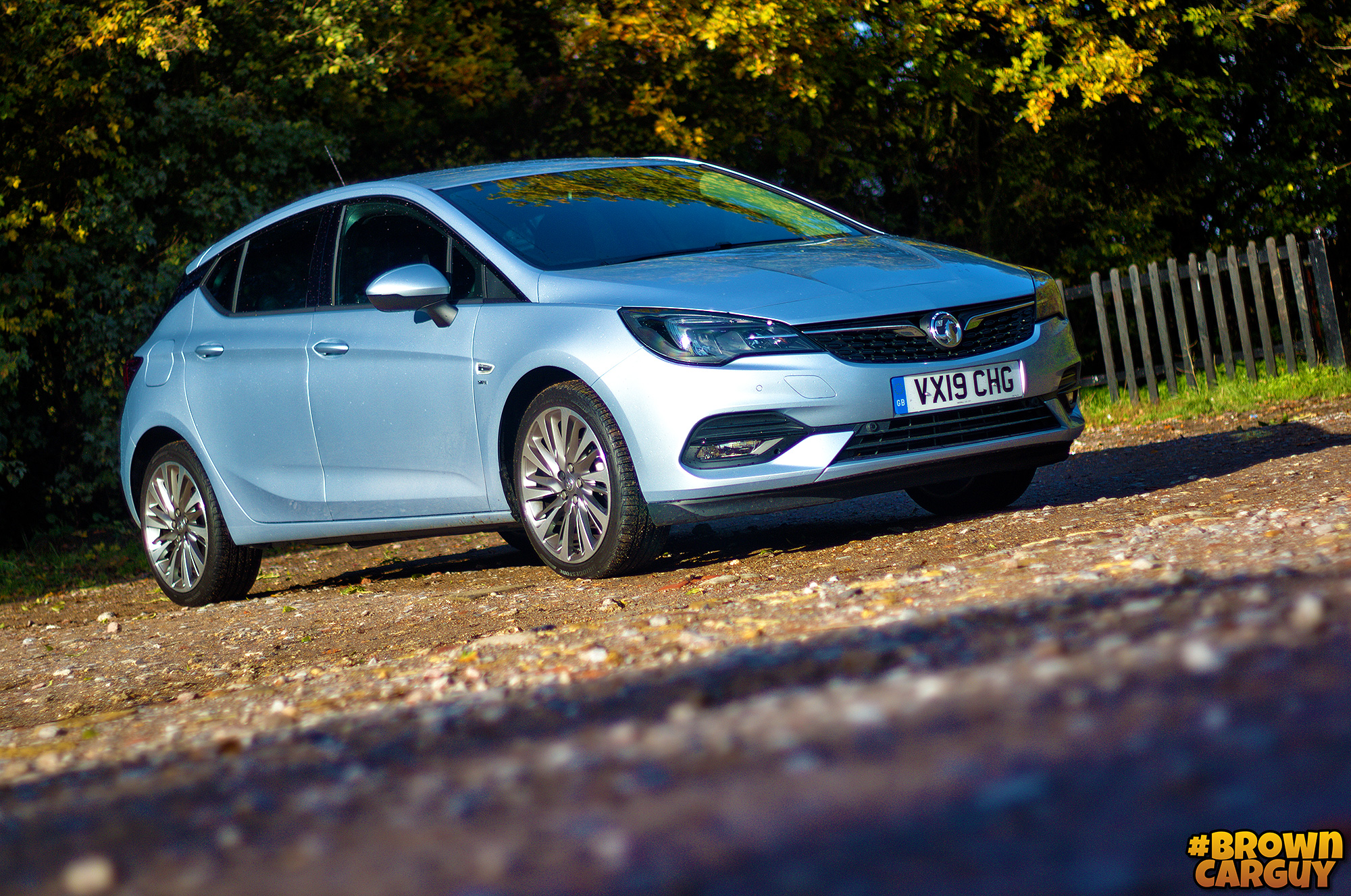 Review: Vauxhall Astra SRi 1.4 Turbo Hatchback - Brown Car Guy